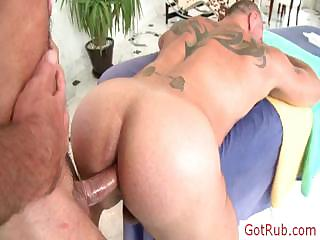 Two mature hunks fucking by gotrub