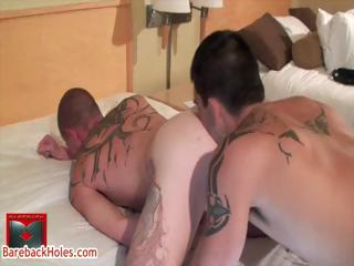 Sage Daniels and Shane Stone give gay part1