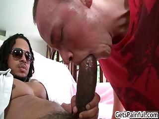 Rasta with outstanding cock ripping some ass 2 part6