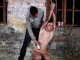 Chad Chambers Chained And Ass Hammered