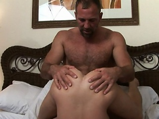 Gay rookie Luke came to us with his fantasy be fitting of being nailed by his...