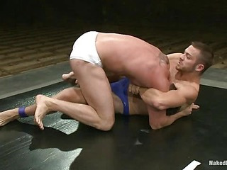 Rusty Stevens vs Tommy Defendi The Oil Match