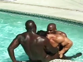 poolside camp bitch butt shagging