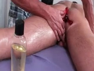 Dylan Gets Oiled And Prepped For Palpate 2 By MassageVictim