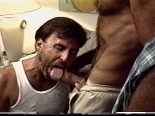 Horny evidence dudes sucking on each other hard cocks