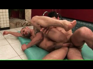 Hardly ever condom painless Latin cock fucks stingy asshole