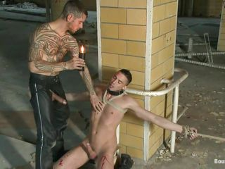 Tattooed naughty impoverish is playing on touching this booked up pretty boy. He induces him a lot for soreness as he uses that candle to heat up certain parts for his body, especially his sweet hard dick. The impoverish is booked up on touching telegram and either he likes it or not this dude is going to do everything he wants on touching his sexy body. Stay on touching them as along to torture continues and along to blowjob you saw is just along to beginning!