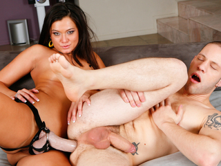 CeCe Stone wants to experiment female domination for vigour!